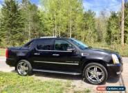 Cadillac: Escalade EXT for Sale