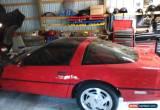 Classic 1989 Chevrolet Corvette Base Hatchback 2-Door for Sale