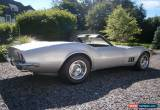 Classic 1968 Chevrolet Corvette L36 Convertible for Sale