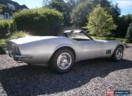 1968 Chevrolet Corvette L36 Convertible for Sale