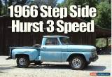 Classic 1966 Chevrolet C-10 2DR for Sale