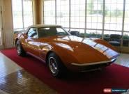 1971 Chevrolet Corvette Stingray Convertible for Sale