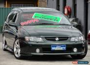 1997 Holden Berlina VT Green Automatic 4sp A Wagon for Sale