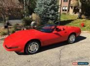 1994 Chevrolet Corvette 2-door convertible for Sale