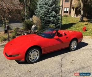 Classic 1994 Chevrolet Corvette 2-door convertible for Sale