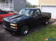 Chevrolet: C/K Pickup 1500 454SS for Sale
