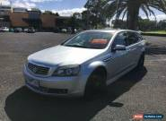 2009 Holden Commodore VE SS V Silver Automatic A Wagon for Sale