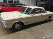 Chevrolet: Corvair SPORT COUPE for Sale