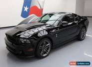 2010 Ford Mustang Shelby GT500 Coupe 2-Door for Sale