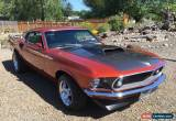 Classic 1969 Ford Mustang for Sale
