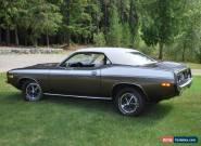 1974 Plymouth Barracuda CUDA for Sale
