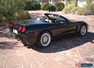 1999 Chevrolet Corvette Convertible 2-Door for Sale