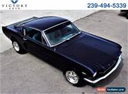 1966 Ford Mustang 2+2 FASTBACK for Sale