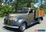 Classic GMC: Other Stake Side Pick up Truck for Sale