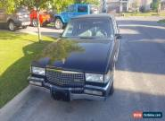 Cadillac: Brougham Fleetwood for Sale