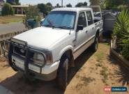 Ford Courier 1998 4x4 2.6l Petrol Manual Dual Cab for Sale
