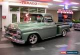 Classic 1958 Chevrolet Other Pickups for Sale