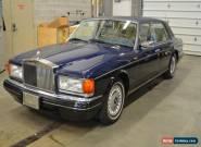 Rolls-Royce: Silver Spirit/Spur/Dawn Silver Spur for Sale