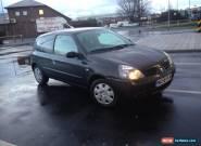Renault Clio 1.2 56plate face lift model 76k  full mot cheap to run good mpg for Sale