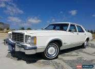 1977 Ford Other Ghia Sedan 4-Door for Sale