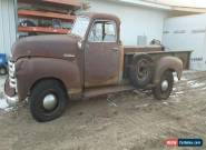 1948 Chevrolet Other Pickups NA for Sale