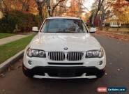 BMW: X3 3.0 for Sale