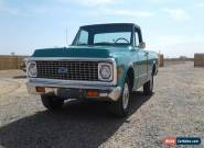 1972 Chevrolet C-10 custom for Sale