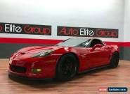 2007 Chevrolet Corvette Z06 Coupe 2-Door for Sale
