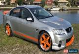 Classic **2013 Series II BK Motorsport VE V6 low k's, full history, very tight, tidy car for Sale