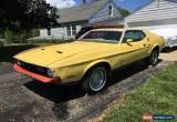 Classic 1971 Ford Mustang Mach 1 for Sale