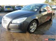 VAUXHALL INSIGNIA 2.0 CDTI GREY, SPARES OR REPAIR, EXPORT, SALVAGE, REPAIRABLE for Sale