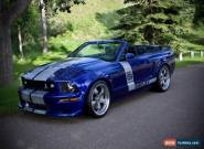 Shelby : CS6 Turn2 Convertible for Sale