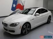 2013 BMW 6-Series Base Sedan 4-Door for Sale