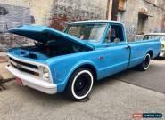 1967 Chevrolet C-10 Base for Sale