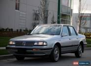 1990 Oldsmobile Cutlass International Series for Sale