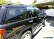 4x4 2002 Jeep Grand Cherokee  RWC, 10months REG for Sale