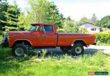 Classic 1977 Ford F-250 for Sale