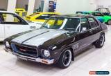 Classic 1973 Holden Monaro HQ GTS Black Manual 4sp M Sedan for Sale