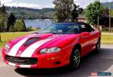 Classic 2002 Chevrolet Camaro for Sale