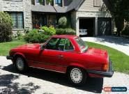 1989 Mercedes-Benz 500-Series for Sale