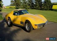 1971 Chevrolet Corvette Stingray Coupe for Sale