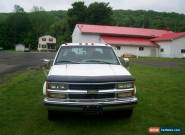 1996 Chevrolet Other Pickups SILVERADO for Sale