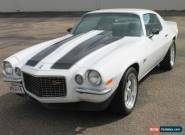 1970 Chevrolet Camaro Custom for Sale