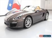 2013 Porsche Boxster Base Convertible 2-Door for Sale