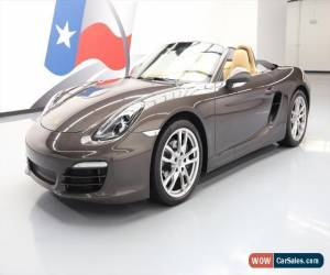 Classic 2013 Porsche Boxster Base Convertible 2-Door for Sale