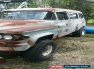 1963 Dodge Power Wagon for Sale