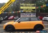 Classic 2014 64 MINI HATCH COOPER 2.0 COOPER S 3D 189 BHP for Sale