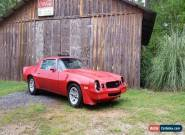 1981 Chevrolet Camaro 2 door coupe z28 for Sale