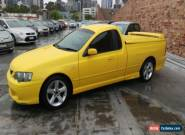 Ford Falcon 2005 XR6 for Sale
