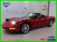 2002 Chevrolet Corvette Base Convertible 2-Door for Sale